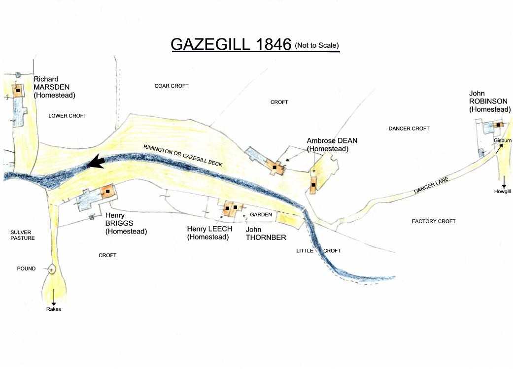 Gazegill 1846